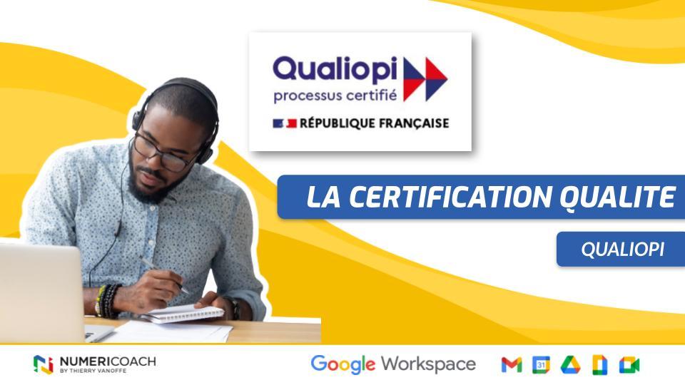 La certification qualité